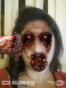 Me as a zombi