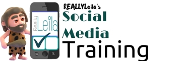 ReallyLeila Social Media Training